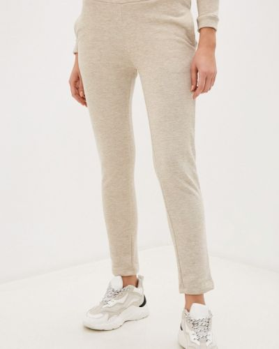 Бежевые спортивные брюки Savage