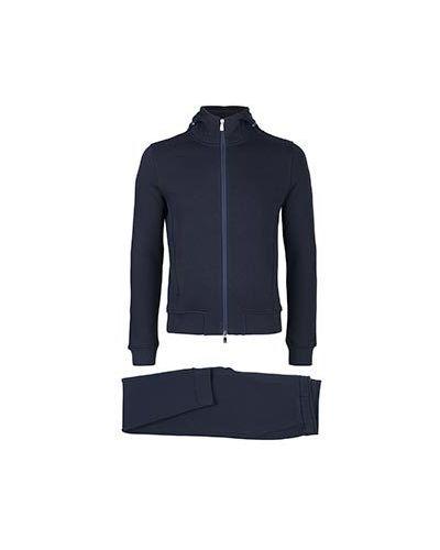 Спортивный костюм синий Corneliani