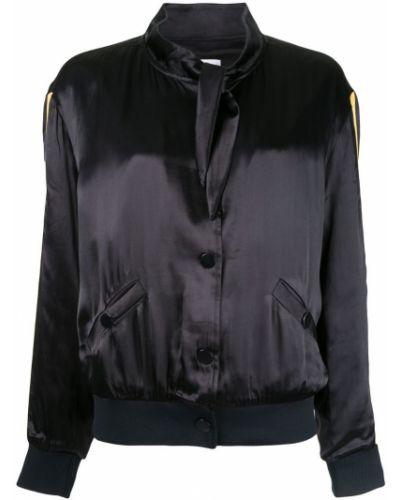 Куртка черная с поясом Zoe Karssen