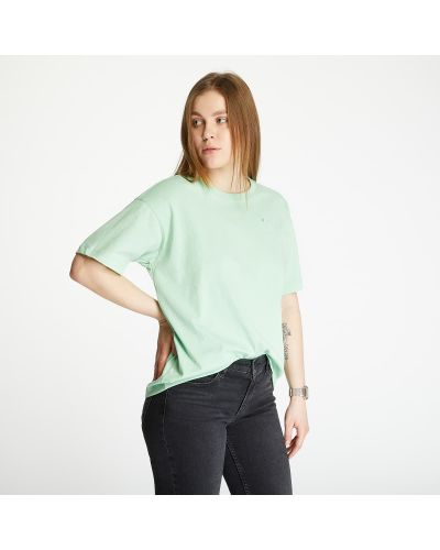 Markowe zielony t-shirt Champion