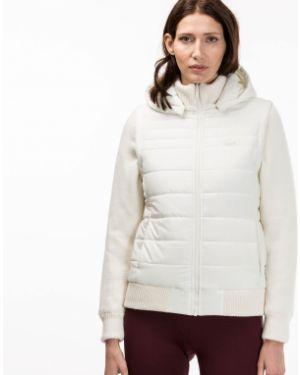 Куртка на резинке турецкий Lacoste