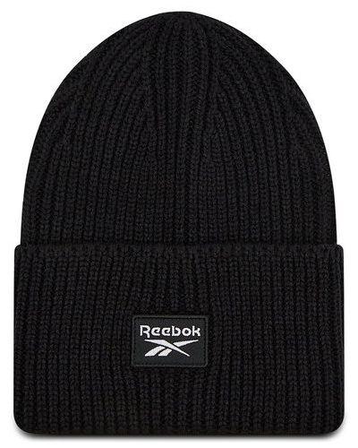 Czarna czapka beanie Reebok Classic