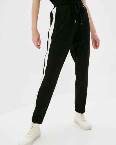 Спортивные черные спортивные брюки Twinset Milano