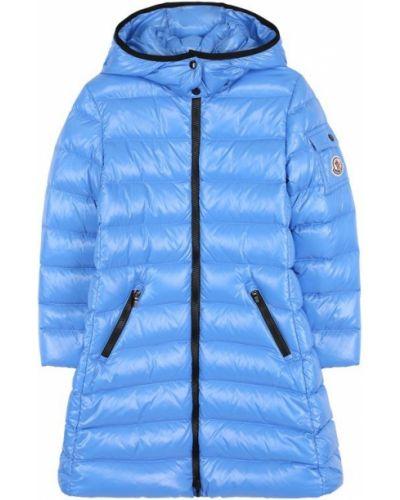 Пальто пуховое Moncler Enfant