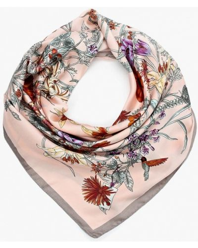 Розовый платок Zarina