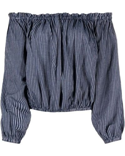 Niebieska koszulka Rag & Bone
