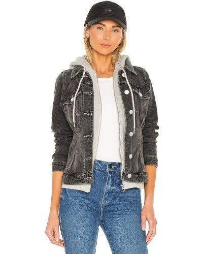 Деловая джинсовая куртка на пуговицах на шпильке [blanknyc]