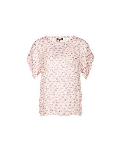 Блузка розовая Via Torriani 88