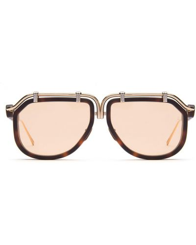 Żółte okulary Jacques Marie Mage