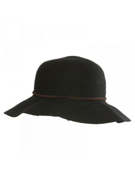 Соломенная кепка - черная Chaos Ctr