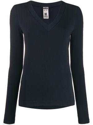 Пуловер черный Wolford
