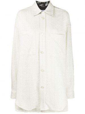 Длинная рубашка - белая Faith Connexion