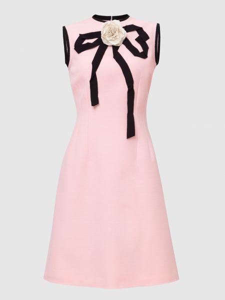 Платье мини - розовое Gucci