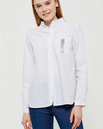 Блузка белая весенний Chic