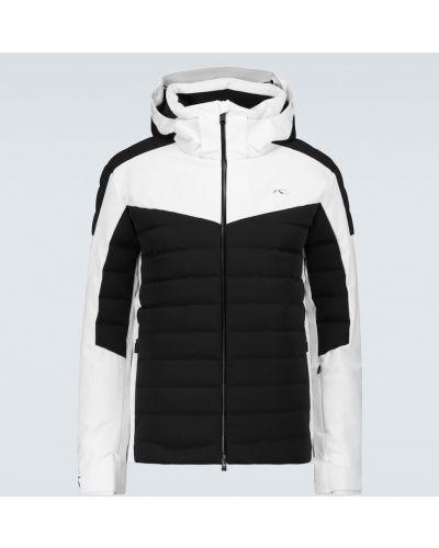 Куртка с капюшоном - белая Kjus
