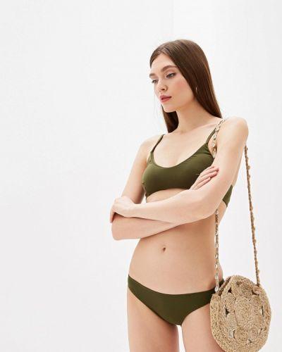 Купальник купальник-бралетт зеленый Faba