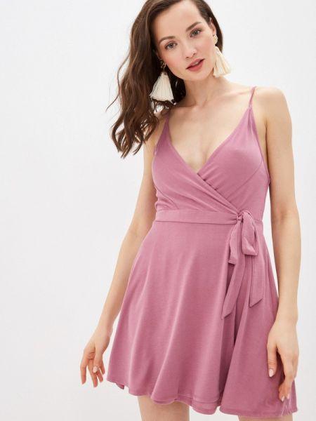Пляжное платье розовое платье-туника Women'secret