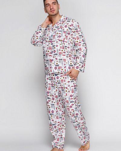 Белая пижама Cyberjammies