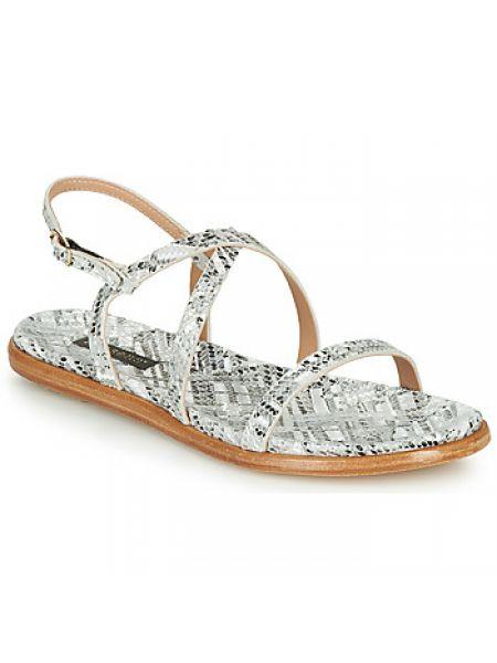 Sandały srebrne Neosens