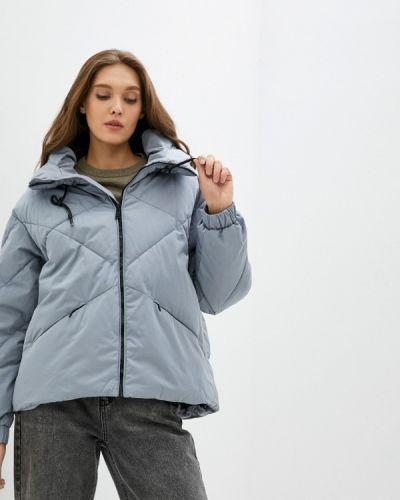 Голубая демисезонная куртка Ostin
