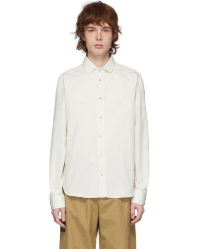 Koszula z długim rękawem długa z kołnierzem Gucci