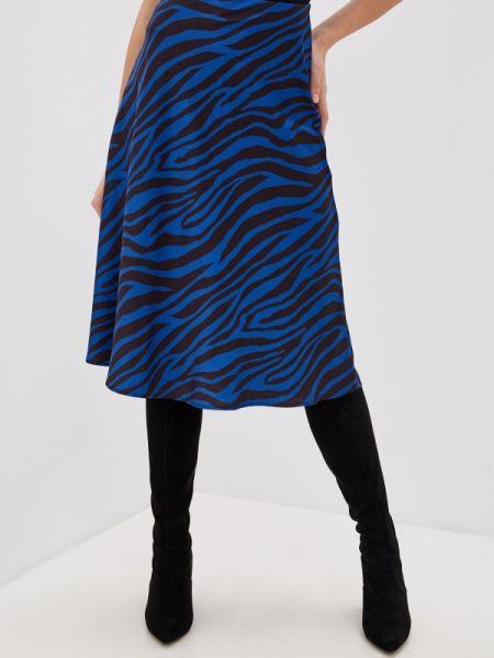 Платье синее весеннее Imperial
