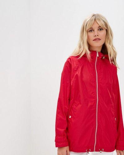 Куртка весенняя красная S.oliver