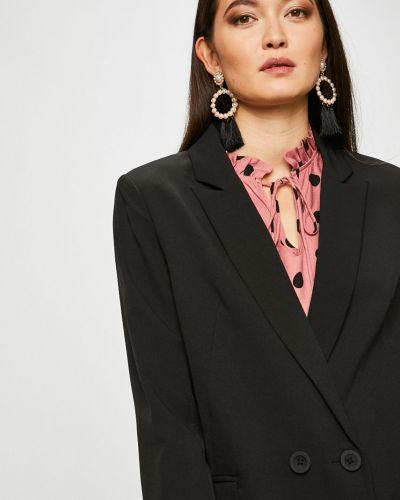 Классический пиджак прямой черный Medicine