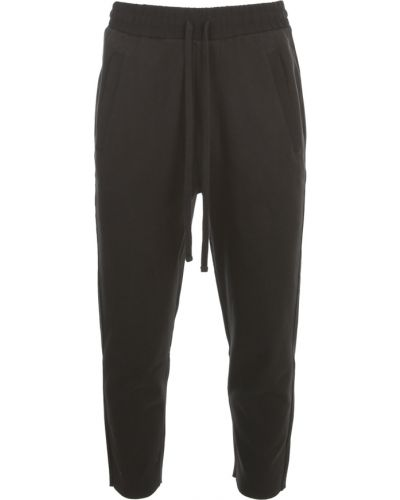Czarne spodnie Thom Krom