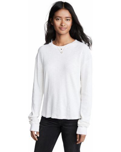 T-shirt vintage - biała Re/done