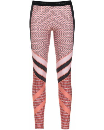 Розовые леггинсы эластичные Track & Field