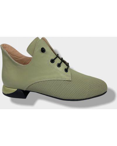 Кожаные туфли Rovigo