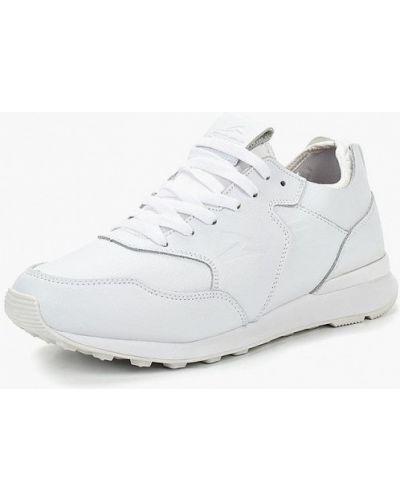 Белые кроссовки низкие Sigma