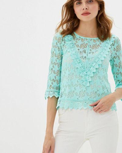 Блузка - бирюзовая Nice & Chic