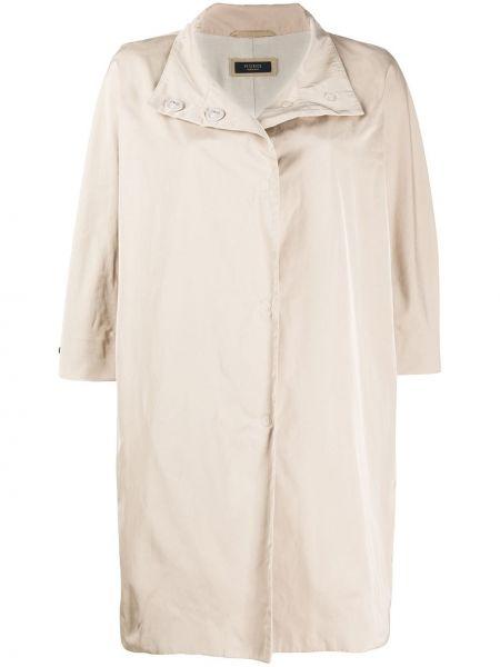 Пальто с воротником пальто Peserico