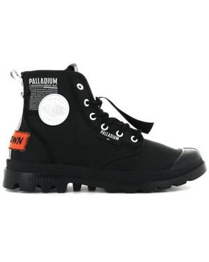 Черные кроссовки Palladium