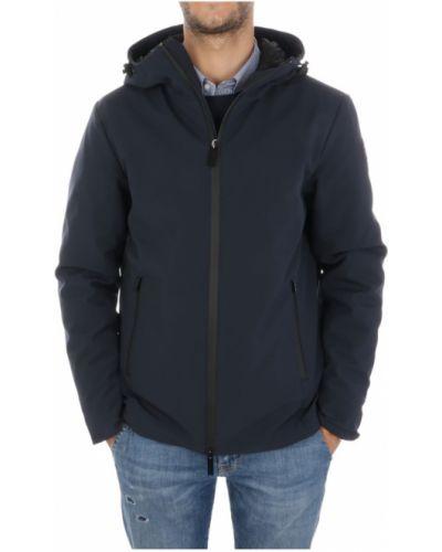 Niebieska kurtka Woolrich
