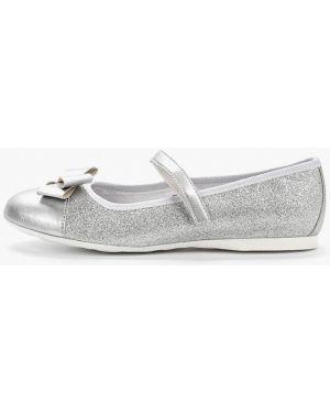 Туфли на каблуке серебряный Ralf Ringer