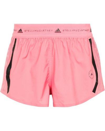 Шорты - розовые Adidas By Stella Mccartney