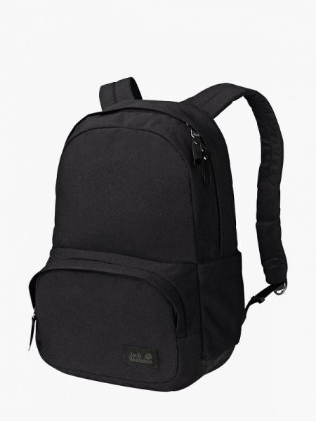 Рюкзак черный Jack Wolfskin