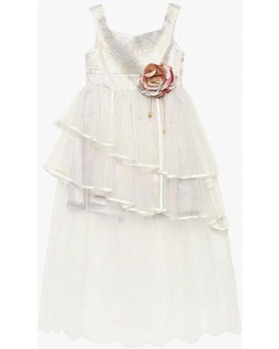 Платье белое турецкий Mili