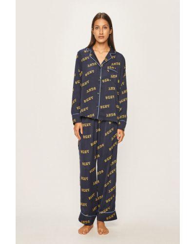 Piżama długo piżama Dkny
