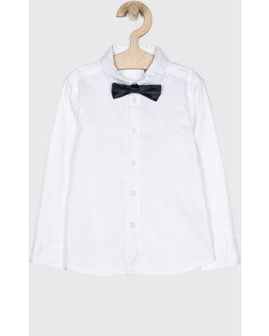 Белая рубашка на пуговицах Blukids