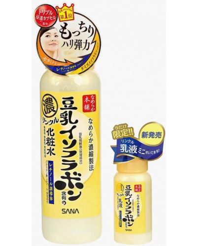 Тоник для лица Sana