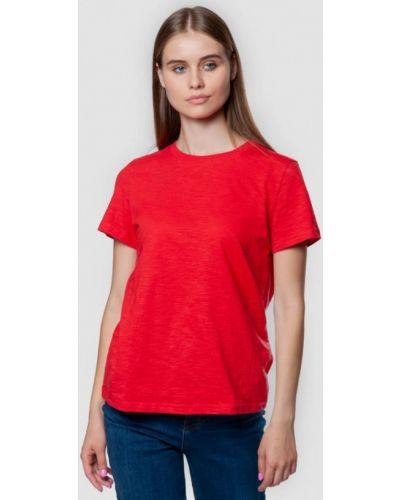 Красная футболка Arber