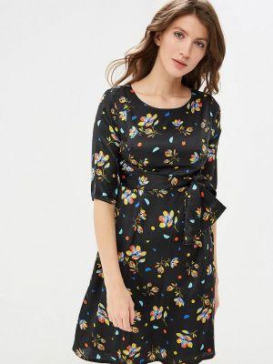 Платье прямое весеннее Yumi