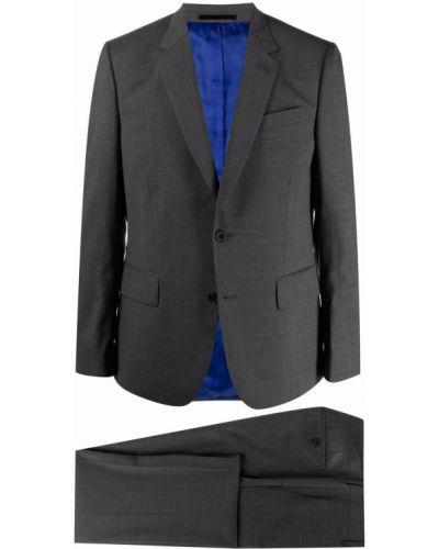 Шерстяной костюм - серый Paul Smith