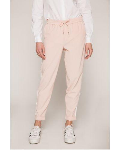 Свободные брюки с завязками с карманами Only