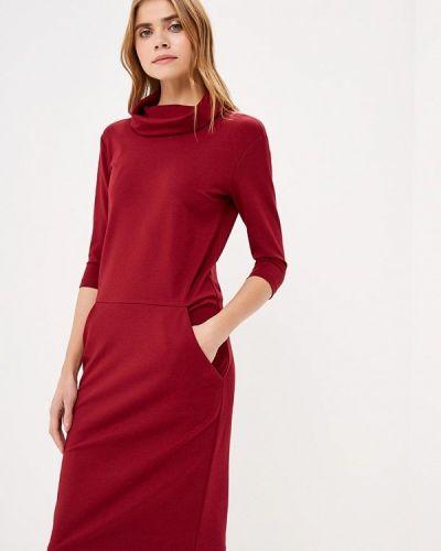 Платье - красное Olga Skazkina