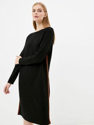 Платье свитер - черное Gerry Weber